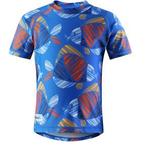 Reima Kids Azores Swim Shirts Blue